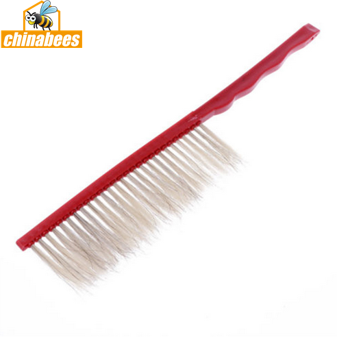 41cm Plastic Beekeepers Bee Brush