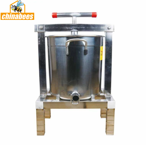 Honey Wax Press Machine