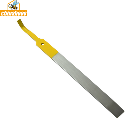 High quality Stainless Steel J Type Hive Tool